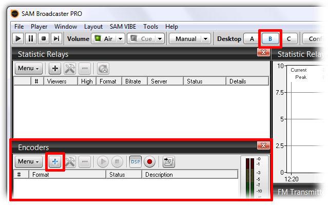 SAM - Desktop B